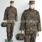 户外军迷ACU数码迷彩服男迷彩作训服套装 拓展野战套服出口外贸